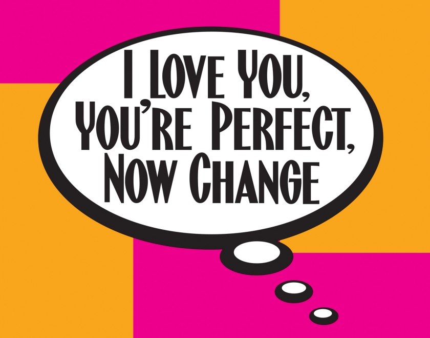 I Love You, You're Perfect, Now Change musical
