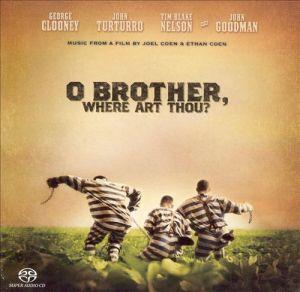o brother where art thou, soundtrack, album, cover, art