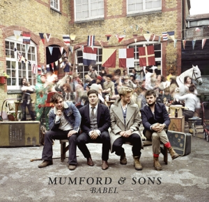 Mumford & Sons, Babel Cover Art, album cover