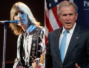 """Tom Petty and George W. Bush clash for """"I Won't Back Down"""" campaign song"""
