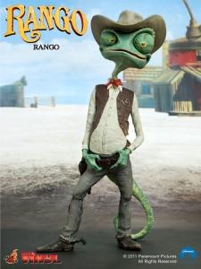 Rango gecko