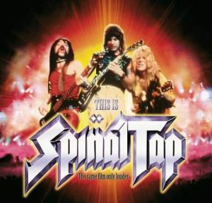 this is spinal tap, soundtrack, album, cover, art