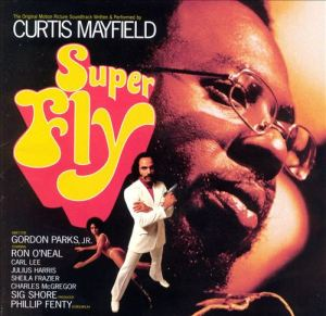 Superfly soundtrack, album, cover, art