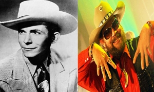 Hank Williams, and Son, Hank WIlliams Jr