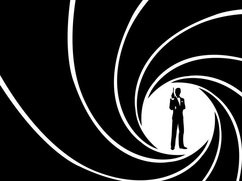 007 James Bond, opening theme