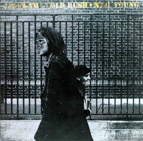 Neil Young After the Gold Rush album cover art