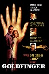 James Bond 007,  Goldfinger, movie poster