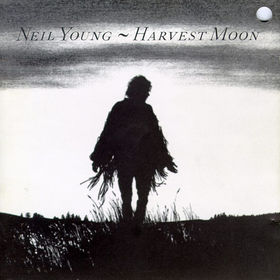 Neil Young's Harvest Moon album cover art
