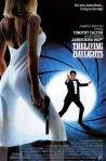 James Bond 007, The Living Daylights, movie poster