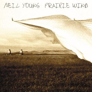 Neil Young Prairie Wind album cover art