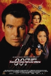 James Bond 007, Tomorrow Never Dies, movie poster