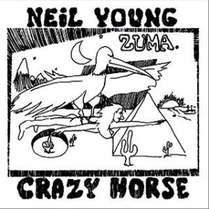Neil Young Zuma album cover art