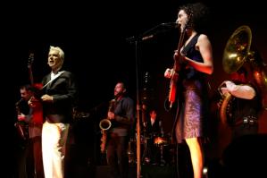 David Byrne & St. Vincent Live Show