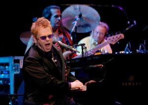 Elton John Live Show