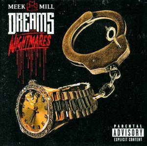 meek mill, dreams & nightmares, album, cover, art