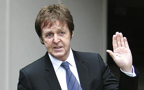 Paul McCartney, old, dead