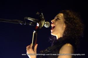 St. Vincent Best Live performance of 2012
