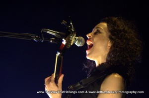 St. Vincent Best Live performance of 2012