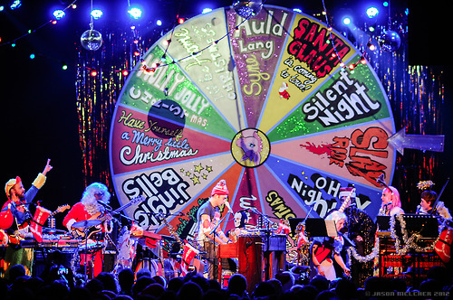 Sufjan Stevens Christmas Show review at the Metro in Chicago