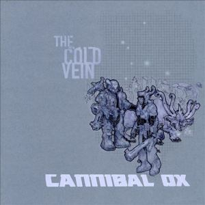 the cold vein, cannibal ox, album, cover, art