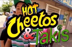 Y.N. Rich Kids Hot Cheetos Takis