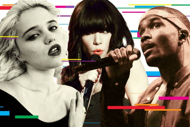 Songs and Artists of 2012