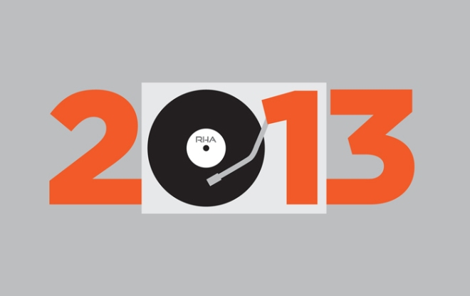Anticipated 2013 Singles and Albums