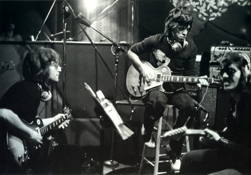 Beatles, John Lennon and The Rolling Stones, Mick Jagger