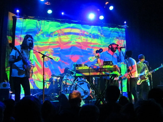 The Black Angels in Denver Colorado Show Review