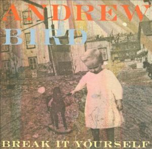 andrew bird, break it yourself, album, cover, art