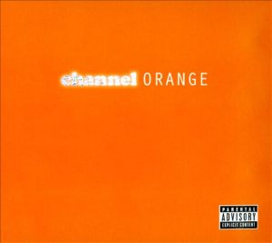 channel orange, frank ocean, album, cover, art