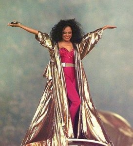 Diana Ross Superbowl