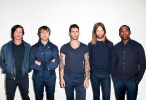Maroon 5, new