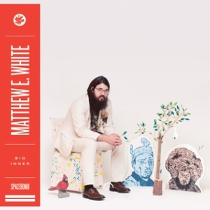 Matthew E. White Big Inner album cover art