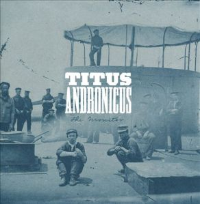 Titus andronicus, the monitor, album, cover, art