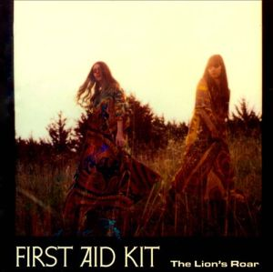 first aid kit, the lion's roar, album, cover, art