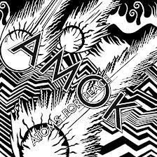 Atoms for Peace Amok album cover art
