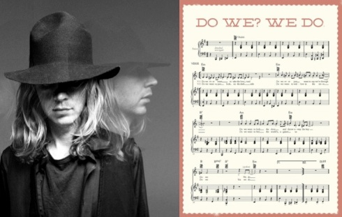 Three Best Things about Beck's Song Reader