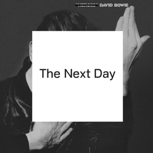 David Bowie The Next Day album cover art