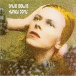 hunky dory album cover art