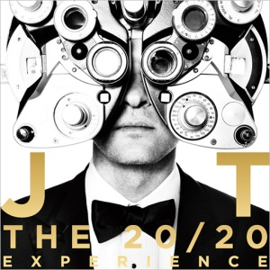 Justin Timberlake, THE 20/20 EXPERIENCE, ALBUM COVER, cover art