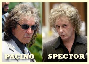 Phil Spector,  Al Pacino, movie, actor, HBO