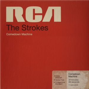 The Strokes, Comedown Machine, album cover art