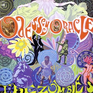 The Zombies, album cover art, Odessey and Oracle