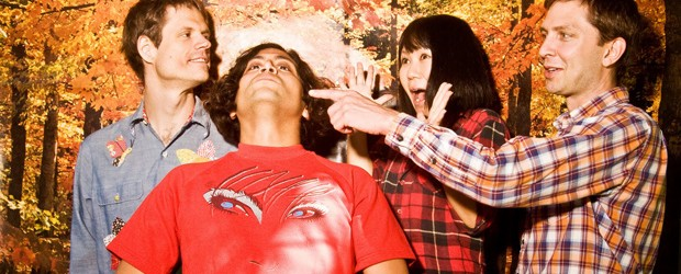 deerhoof, live, lincoln hall
