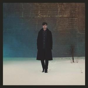 James Blake, album cover, Overgrown