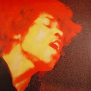 Jimi Hendrix, album cover art, Electric Ladyland