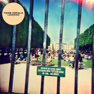 Tame Impala, album cover art, Lonerism