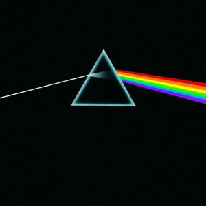 Pink Floyd, album cover art, Dark Side of the Moon