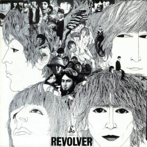The Beatles, album cover art, Revolver